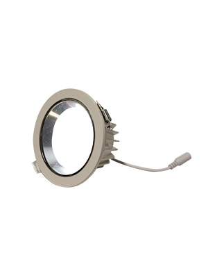 LED Downlight On
