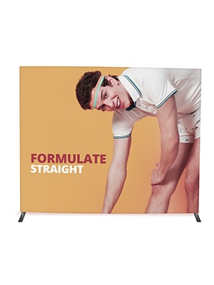 Formulate Horizontal Straight Graphic