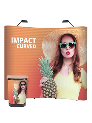 Impact Curved Pop-up Bundle