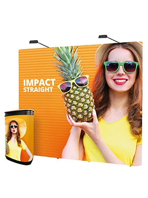 Impact Straight Pop-up Bundle