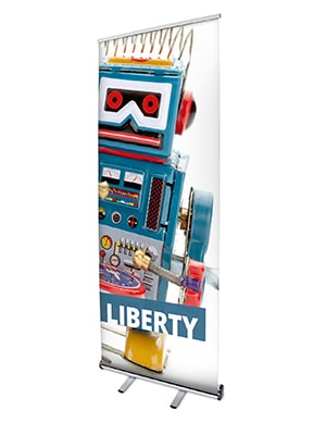 Liberty Banner Front