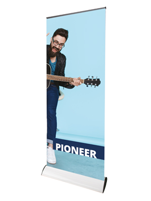 Pioneer Graphic