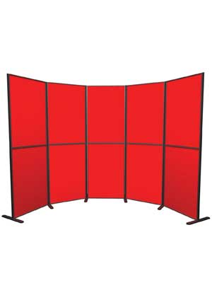 10 Panel and Pole Kit