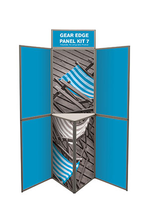 Gear Edge 7 Panel Kit