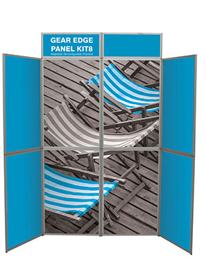 Gear Edge 8 Panel Kit