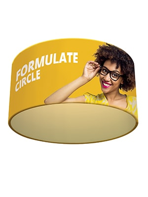 Formulate Circle Hanging Structure Graphic