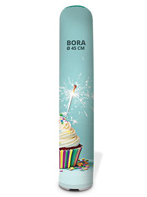 Bora Inflatable Column