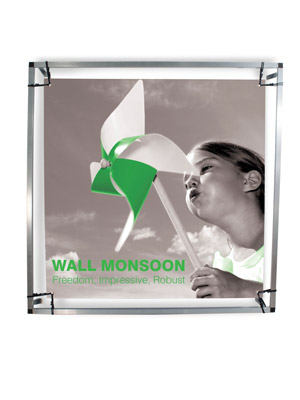 Wall Monsoon 1250mm x1250mm