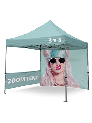 Zoom Tent with Canopy (Canopy not included)