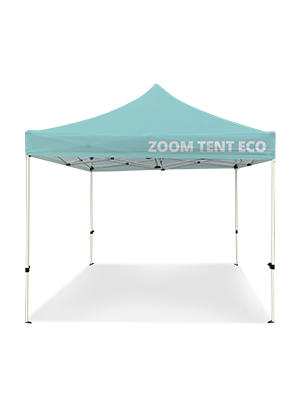 Zoom Tent Eco Printed Canopy Graphic