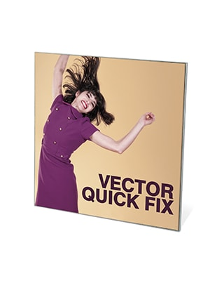 Vector Wall Quick Frame
