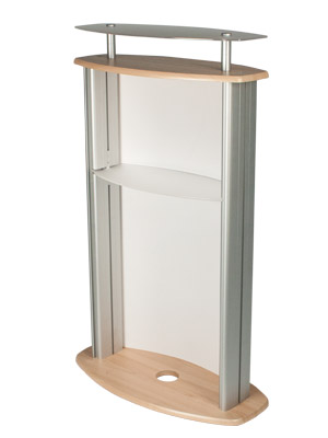 Lecturn Linear Column Internal Shelf