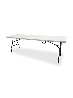 Folding Table 8ft