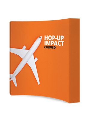 Hop-up Impact Curved