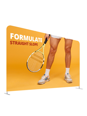 Formulate Straight Slope Graphic