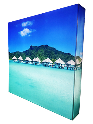 Corner Exhibition Stands Alone : Retractable banners retractable signs banner stands vistaprint