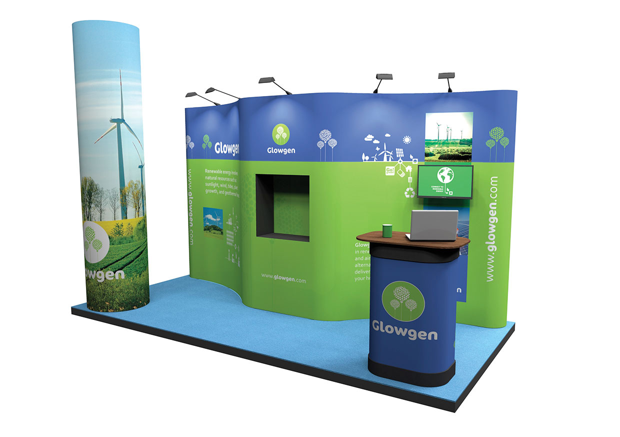 Exhibition Stand Graphics : Ultima displays modular exhibition stand gallery