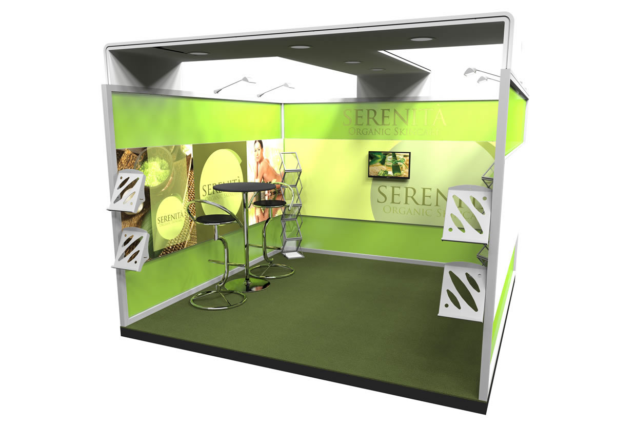 Modular Exhibition Stands Golf : Ultima displays modular exhibition stand gallery