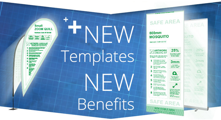 New Graphic Templates